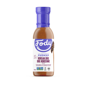 Low FODMAP Sauces & Marinades (Teriyaki, Sesame Ginger, Korean BBQ,  Enchilada or Taco))Garlic, Onion, Lactose & Gluten Free - Fall River Guardian