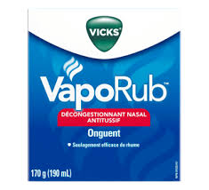 Vicks Vapo-Rub - Fall River Guardian