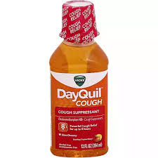 Day-Quil Cough Suppressant or Cough & Congestion - Fall River Guardian