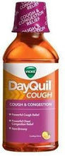 Load image into Gallery viewer, Day-Quil Cough Suppressant or Cough & Congestion - Fall River Guardian