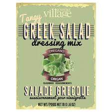 Greek Salad Dressing Mix - Fall River Guardian