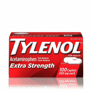 Tylenol Extra Strength 500mg Caplets - Fall River Guardian