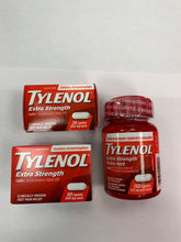 Load image into Gallery viewer, Tylenol Extra Strength 500mg Caplets - Fall River Guardian