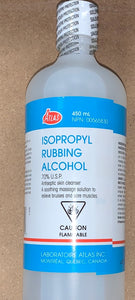 Isopropyl Rubbing Alcohol 70% - Fall River Guardian
