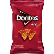 Doritos Nacho Cheese - Fall River Guardian