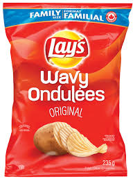 Lays Wavy Chips - Fall River Guardian