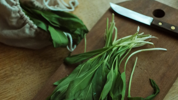 Recipe: Wild Garlic Pesto