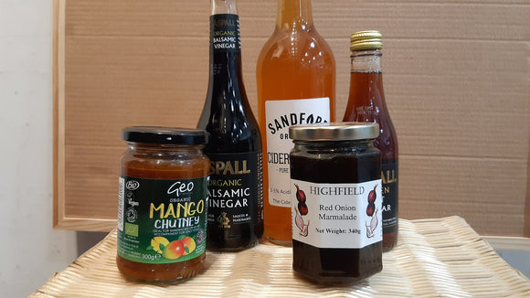 Chutneys & Vinegars