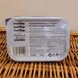 Cornish Pilchard olive oil 100g
