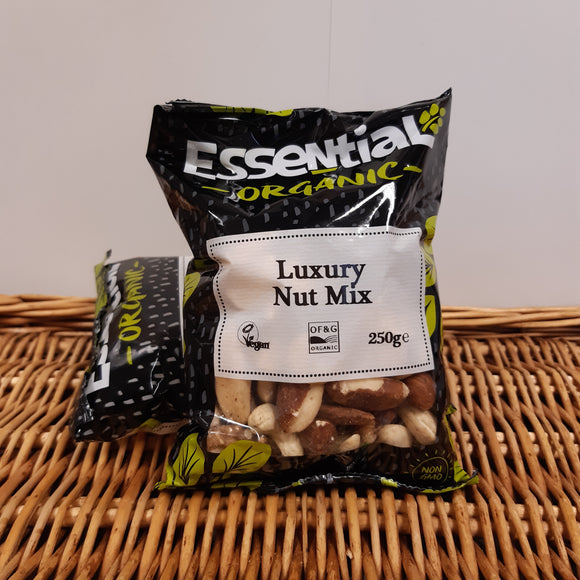 Essential Mixed Nuts 250g