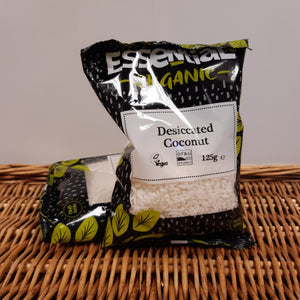 Coconut Desicated 125G
