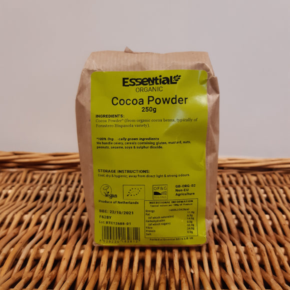 Essential Cocoa Powder 250g
