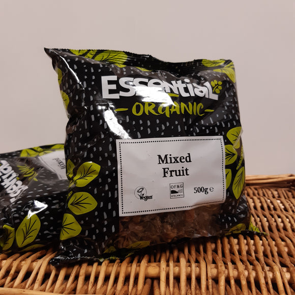 Mixed Vine Fruit 500g