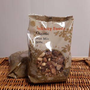 Mixed nuts 500g