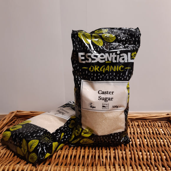 Essential Caster Sugar 500g