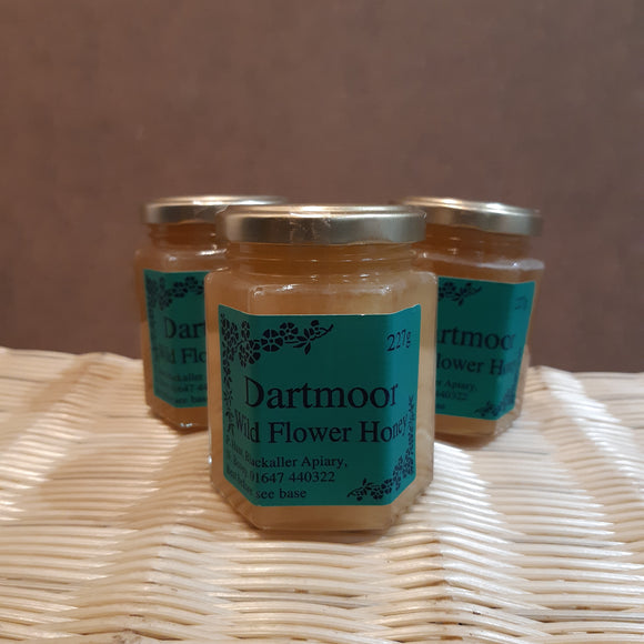 P.Hunt Dartmoor Wildflower Honey 227g