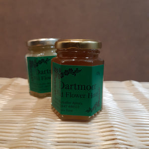 P.Hunt Dartmoor Wildflower honey 113g