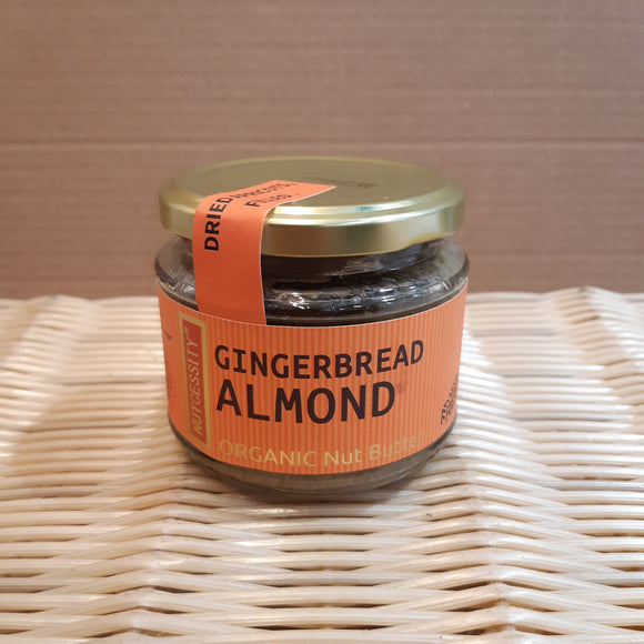 Gingerbread & Almond Nut & Seed Spr 175g