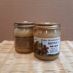 J. Easton Local Devonian Honey