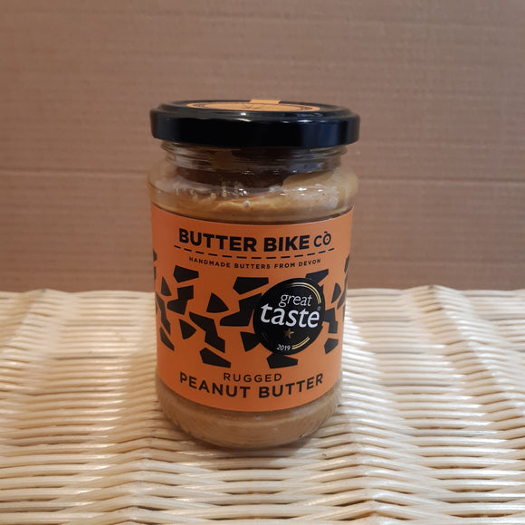 Butter Bike Rugged Peanut Butter 285g