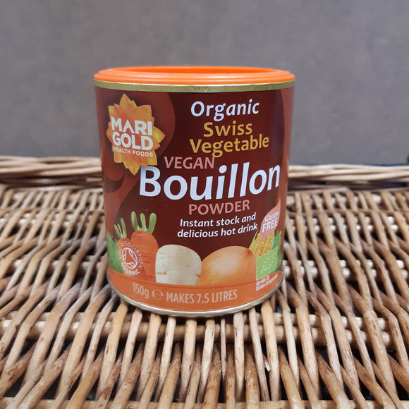 Marigold Bouillon Reduced Salt (pur 150g
