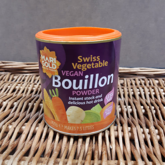 Vegetable bouillon red (org) 150g
