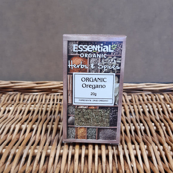 Essential Oregano 20g