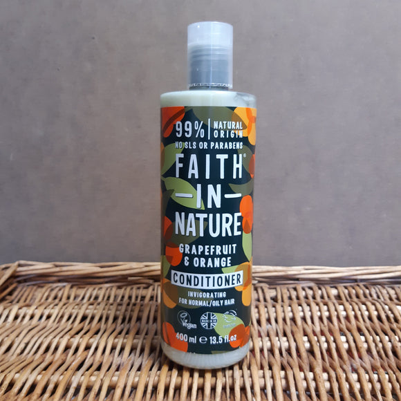 Grapefruit & orange conditioner 400ml
