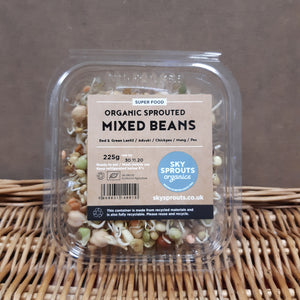 Sky Sprouts - Mix Beans 227g