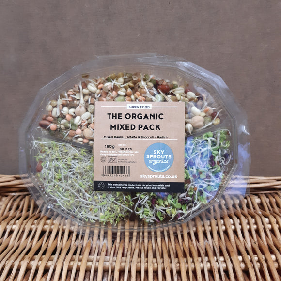 Mix beans & sprouts selection 160g