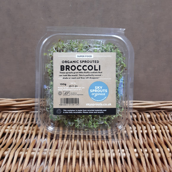 Sky Sprouts - Broccoli Sprouts 227g