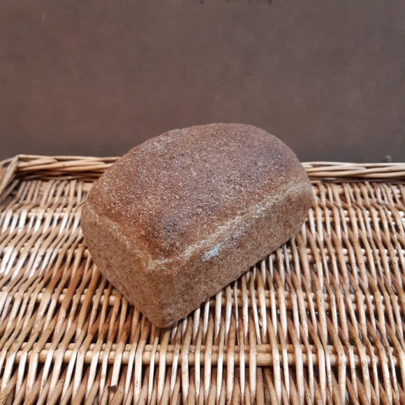 Wholemeal Loaf Small 400g