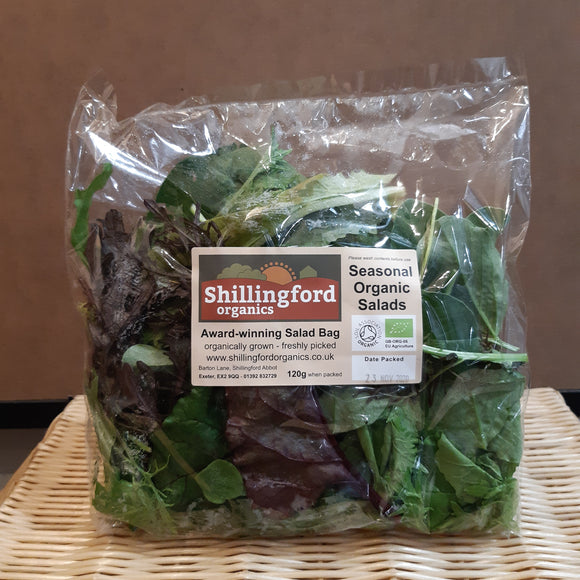 Salad Bag - Mixed Leaves