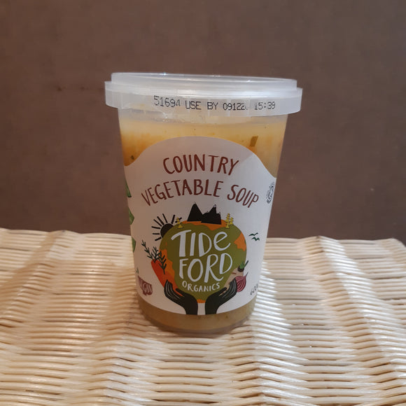 Tideford Country Vegetable 600g