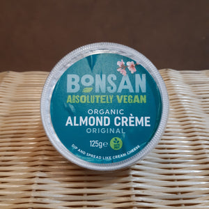 Bonsan Almond Creme Original 125g