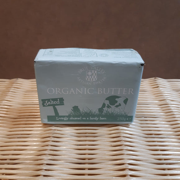 Organic Butter - salted