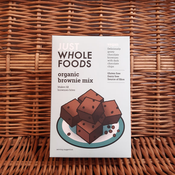 Brownie mix 318g