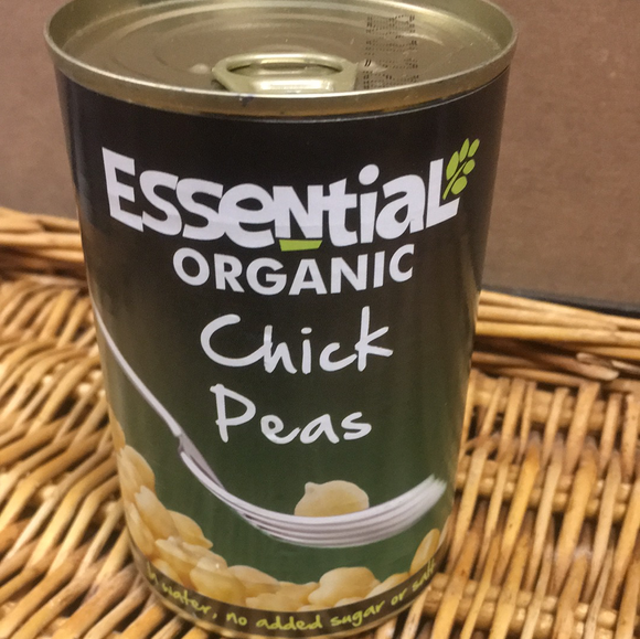 Essential Chickpeas Tinned 400g 400g