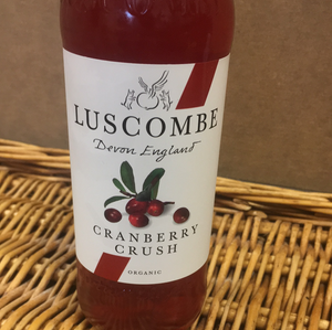 Luscombe Cranberry crush 27cl