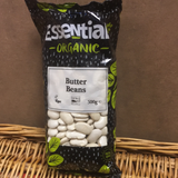 Butter Beans Dried 500g
