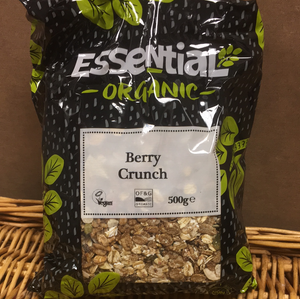 Berry Crunch Muesli 500g