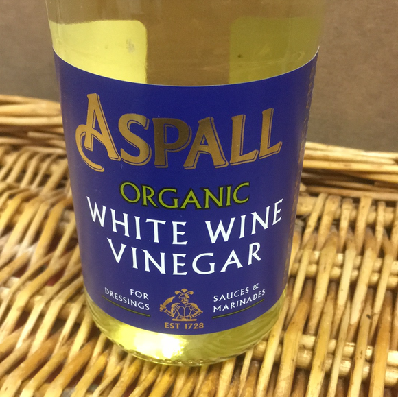 Aspall White Wine Vinegar organic 350ml