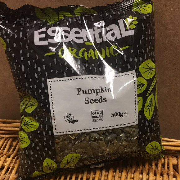 Pumpkin Seeds 500g