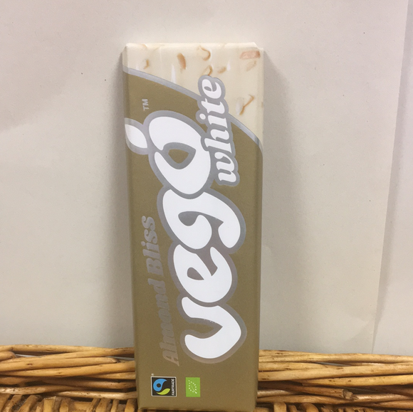 Vego White - Almond Bliss 50g