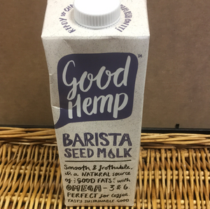 Good hemp Barista 1lt