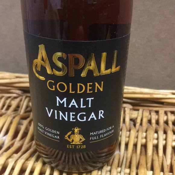Aspall gold malt vinegar 250ml