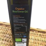 Sunflower Oil (cp/Org) Essenti 500ML