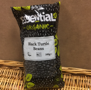 Black turtle beans Dried 500g