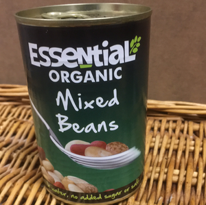 Mixed Beans Essential Tinned 410g