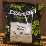 Essential Medium Oatmeal 500g